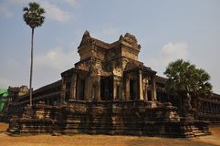 Ankgor antiguo Wat Fotos de archivo