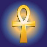 Ankh-символ иллюстрация штока