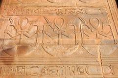 Ankh - Sleutel van het leven Stock Fotografie