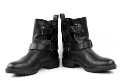 Ankle boots Women Stock Photography