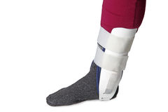 Ankle brace Stock Photography