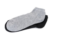 Ankle socks Stock Photo