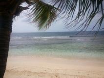 Ankommande San Blas Panama Fotografering för Bildbyråer