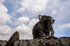 Ankor η χαμένη πόλη Στοκ Φωτογραφίες