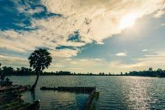 Ankor η χαμένη πόλη Στοκ εικόνες με δικαίωμα ελεύθερης χρήσης