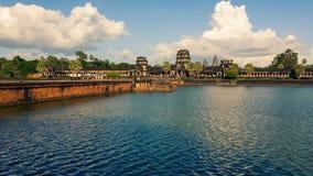 Ankor a cidade perdida Fotografia de Stock
