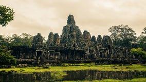 Ankor la ciudad perdida Imagen de archivo