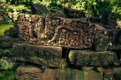 Ankor la ciudad perdida Fotografía de archivo