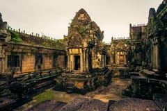Ankor la ville perdue Photos stock