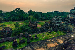 Ankor the lost city Royalty Free Stock Images
