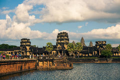 Ankor the lost city Stock Photography