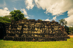 Ankor the lost city Royalty Free Stock Photography