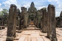 Ankor Thom, Καμπότζη Στοκ Φωτογραφίες