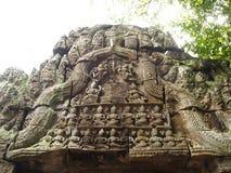 Ankor Wat, Καμπότζη Στοκ εικόνα με δικαίωμα ελεύθερης χρήσης