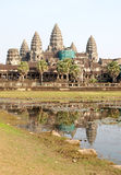 Ankor Wat, Καμπότζη Στοκ Φωτογραφίες