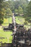 Ankor Wat, Καμπότζη Στοκ Φωτογραφία