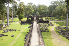 Ankor Wat, Камбоджа Стоковые Фото