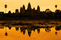 Ankor Wat Royalty Free Stock Image