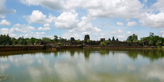 Ankor Wat Royalty Free Stock Photo
