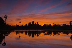Ankor Wat Στοκ Εικόνες