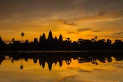 Ankor Wat Arkivbild