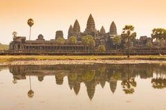 Ankor Wat Στοκ Φωτογραφία