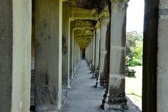 Ankor Wat Lizenzfreies Stockfoto