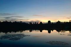 Ankor Wat Стоковое Изображение RF