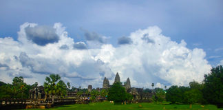 Ankor Wat stock image