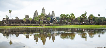 Ankor Wat, Cambodia Stock Images