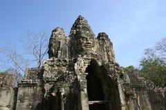 Ankor Wat, Kambodscha stockbild