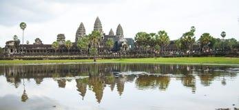 Ankor Wat, Kambodscha stockbilder