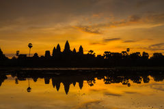 Ankor Wat Stock Photography
