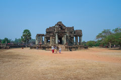 Ankor Wat, Siem Reap, Cambodge Photographie stock libre de droits