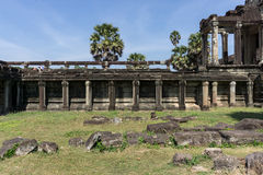 Ankor Wat Royalty Free Stock Photo