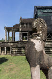 Ankor Wat Royalty Free Stock Photography