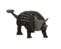 Ankylosaurus stock illustrationer