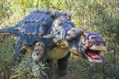 Ankylosaurus Στοκ Εικόνες