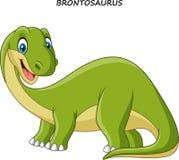 Ankylosaurus drôle de bande dessinée illustration de vecteur