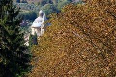 Anlage im Herbst. Stockfotos