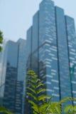 Anlagen in den megapolis Lizenzfreie Stockfotos
