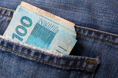 Anmärkningar av verklig brasiliansk valuta brazil pengar Arkivfoton