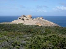 anmärkningsvärda rocks Arkivbilder