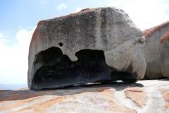 anmärkningsvärda rocks Arkivfoto