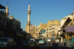 anman Ιορδανία Στοκ φωτογραφία με δικαίωμα ελεύθερης χρήσης