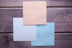 Anmerkung, Notiz, Memorandum stockbilder