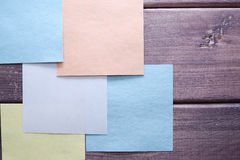 Anmerkung, Notiz, Memorandum lizenzfreie stockbilder