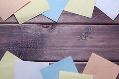 Anmerkung, Notiz, Memorandum stockfotos
