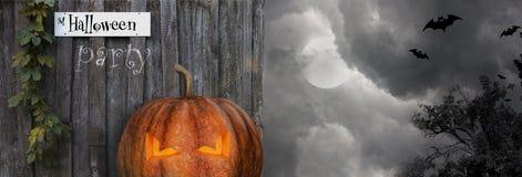 Anmerkungen und ein Baum in einem Mondschein Stockfotos