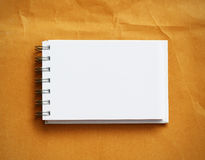 Anmerkungsbuch Mini Lizenzfreies Stockfoto